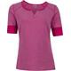 Marmot Cynthia Kortærmet T-shirt Damer pink/hvid
